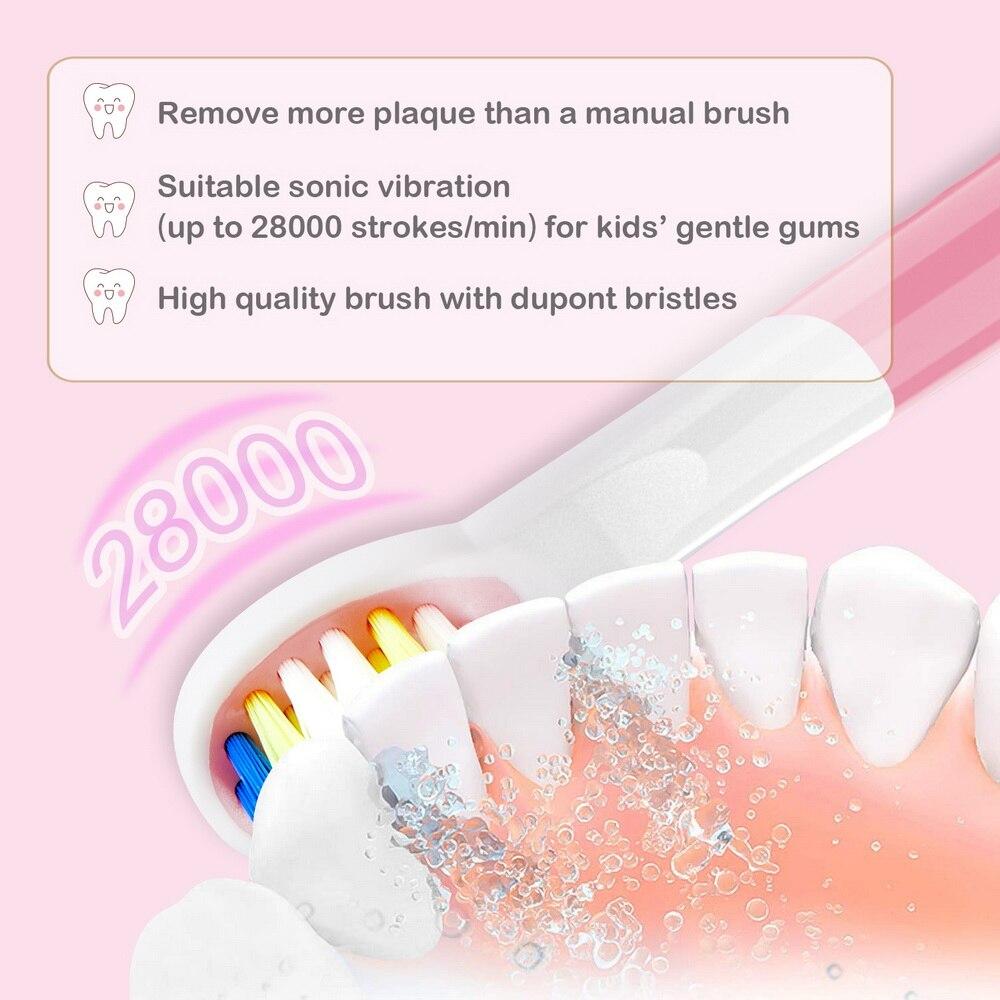 oral mais limpo sem fio usb recarregável