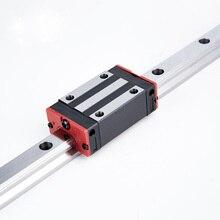 Linear motion guide 20mm linear rail linear guide 1100/1200mm + linear guide block HGH20CA/HGW20CC hiwin hgw30c linear guide block