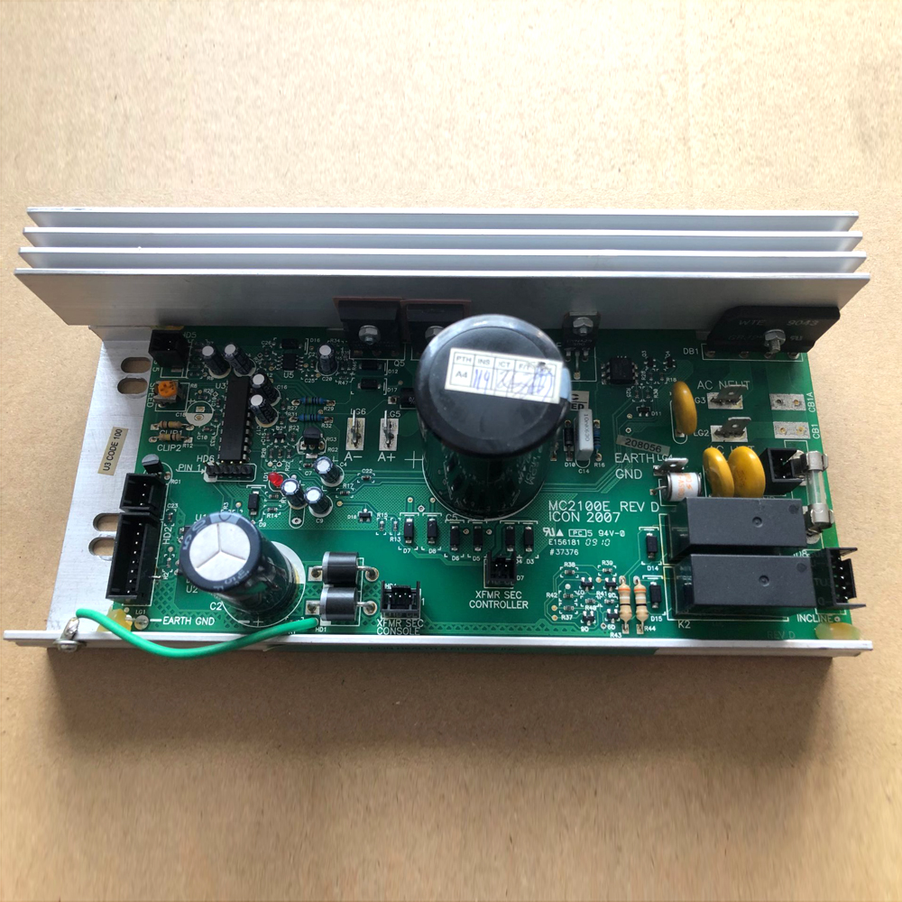 Treadmill-Accessories Tested MC2100E Circuit-Control-Panel for Aikang Rev-C/d Drive-Board