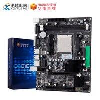 Huananzhi A78 Moederbord Voor Amd AM3 760K 780 DDR3 16Gb Pci-E USB3.0 Vga Dvi M-ATX Moederbord