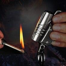 Светодиодные зажигалки водонепроницаемый аксессуар для выживания