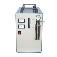 H260 máquina pulidora con llama 150L/h máquina de pulido acrílico cristal-palabra pulidora máquina 220V 1PC