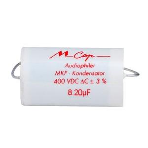 Image 3 - 2PCS Germany Mundorf Mcap MKP 400V 5.6UF 5u6 M cap 565/400V audio Non Polar coupling new audiophiler capacitor
