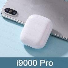 Novo i9000 pro tws fone de ouvido sem fio bluetooth fones de ouvido estéreo alta fidelidade esporte pk i12 i500 i90000 max 3 i99999 mais