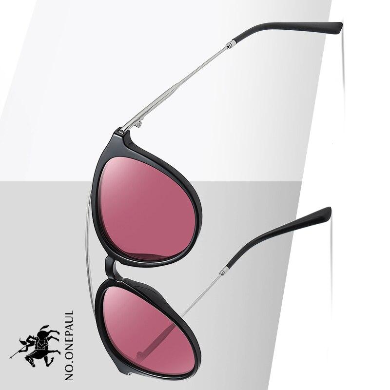 NO.ONEPAUL Masculino Male Men Polarized Sunglasses Aluminum Magnesium Sun Glasses Driving Glasses Rectangle Shades Men Oculos