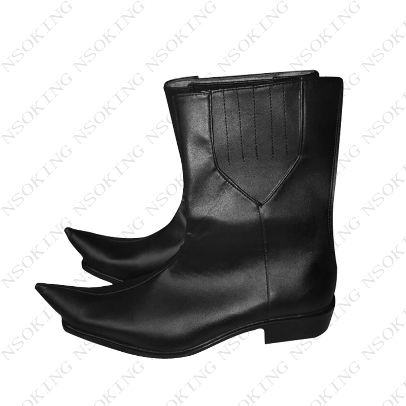 Persona 5 hero Boots Cosplay Joker Anime Shoes