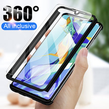 360 Degree Full Cover Phone Cases For Samsung Galaxy A3 A5 J1 J3 J5 J7 J2 Prime 2016 2017 A7 A6 A8 J4 J6 Plus 2018 With Glass(China)