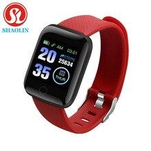 Reloj inteligente deportivo para apple Watch, pulsera inteligente con control del ritmo cardíaco y Android para hombre