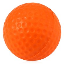 1pc Golf Trainer Inflatable Golf Ball Stamp Marker Golf Ball Accessories Practice Toy Ball Indoor Ball PU Golf Club Trainer S6E0