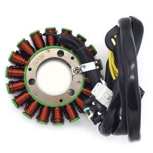 Катушка статора генератора магнита мотоцикла для Kawasaki 21003-1386 21003-1272 KLX250 D-Tracker KLX250ES 210031386 210031272