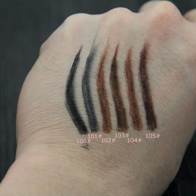 1 Pc Makeup Eyebrow Liner Pencil Enhancer Waterproof Eye Brow Pen Beauty Tool 2020 3
