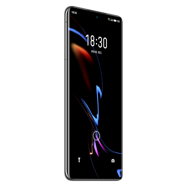 """In Stock Meizu 18 Pro 5G Mobile Phone 50.0MP 6 Cameras Android 10.0 6.7"""" 120HZ 3120x1440 40W Charge Snapdragon 888 OTA Bluetooth 4"""