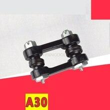 รถพวงมาลัยชุดเชื่อมต่อด้านหลังเพลาเชื่อมต่อทิศทาง Tie Rod น้ำมัน Rod การเชื่อมต่อ A30A35ZR30คุณภาพสูงอุปกรณ์เสริม