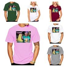 Parlak kolon meyve bahçeleri Britt horoz başlangıç yuvarlak boyun T-shirt T-shirt Fan hediye kadın erkek Tee boyutu S-3xl tişörtlü O boyun gömlek