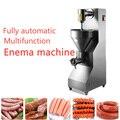 Коммерческий автоматический колбасный автомат для наполнения XZ-300  маленькая машина для обработки колбасы из нержавеющей стали  колбасы  ве...