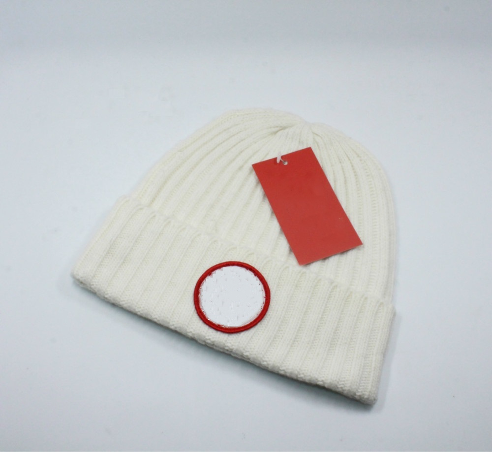 Winter New Warm Canada Wool Hat High Quality Men's Knit Hat Canadian Popular Style Brand Fashion Women Hat Skull Goose Caps