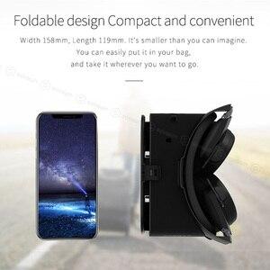 Image 5 - BOBO نظارات الواقع الافتراضي VR Z6 المزودة بتقنية البلوتوث ، وسماعة رأس استريو لاسلكية ثلاثية الأبعاد لهواتف iPhone و Android