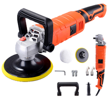 Polish-Grinder-Polisher Furniture-Polishing-Tool Power-Tools Electric-Polishing-Machine