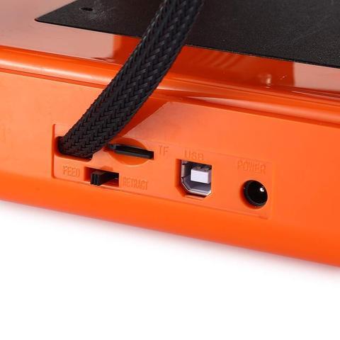 impressora 3d de uma chave do presente empresora 3d natal