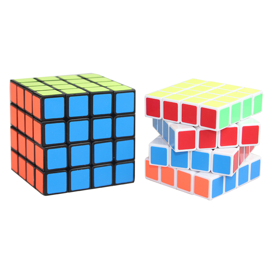 Magic Cubes Stress Reliever Cubos Magicos Puzzles Speed Cubes Kids Toys Brinquedo Educativo Antistress 4 4 4 New Cube EE50MF(China)