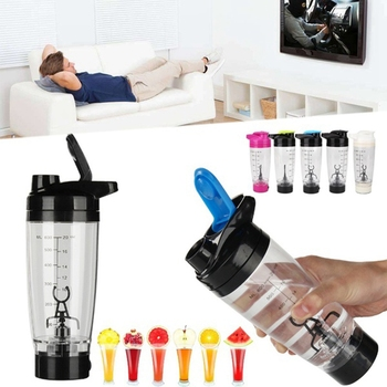 Portatile Vortice Elettrico Bottiglia di Proteine Shaker Mixer Staccabile Tazza-in Shaker da Casa e giardino su Shop5707001 Store