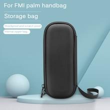 Спортивная сумка для хранения экшн камеры, аксессуар для камеры, Противоударная сумка для хранения, нейлоновый Портативный чехол для FIMI, карман на ладони, черный цвет