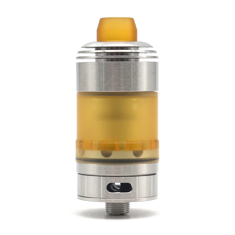 Coppervape Hussar Style 22mm RTA Single Coil PEI Tank 2.5ml Vape Tank For 510 Thread Mech Mod