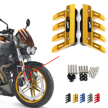 Universal Front shock absorber fender protection cover FOR Buell XB12Ss XB 12Ss XB12Scg XB12S cg Motorcycle Accessories