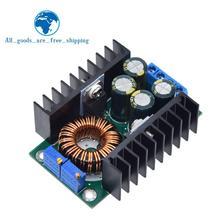 TZT DIY jednostka elektryczna wysokiej jakości C-D C CC CV przetwornica Step-down moduł zasilania 7-32V do 0 8-28V 9A 300W XL4016 tanie tanio Nowy Regulator napięcia experimental modules -40-+85 DIY KIT electronic module
