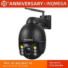 INQMEGA 1080P FHD Smart IP Camera Cloud Video Surveillance Camera Wifi CCTV Security Camera High Speed Dome Onvif Outdoor