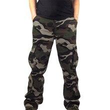 Военные камуфляжные брюки, мужские повседневные брюки для фитнеса, мужские брюки-карго, наколенники для работы в стиле хип-хоп, спортивные штаны для бега