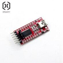 Новые FTDI FT232RL FT232 USB к ttl модуль последовательного преобразователя адаптер 5 В и 3,3 релейный модуль для arduino DIY KIT
