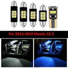 9 шт светодиодный интерьер автомобиля Комплект ламп для 2013