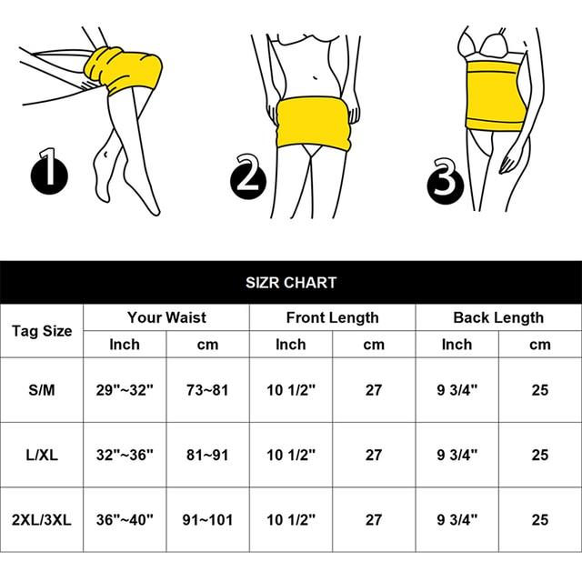 Women Waist Trainer Corset Slimming Body Shaper High Compression Tummy Waist Shaper Sweat Belt Faja Shapewear 1
