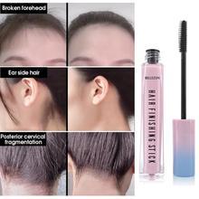 Воск для волос, отделочный крем для волос, анти-палочка для волос, быстрая фиксация, укладка волос
