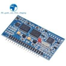 TZT 5V DC-AC saf sinüs dalga invertör SPWM sürücü panosu EGS002 12Mhz kristal osilatör EG8010 + IR2113 sürüş modülü
