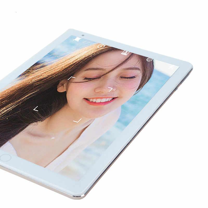 6g + 128GB Android 8.0 Tablet 10.1 inç 4G LTE Tablet telefon PC 8 çekirdekli RAM 6GB tabletler 10 çocuk tabletler bluetooth 3g Wifi GPS