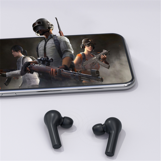 Xiaomi QCY-T5 wireless binaural game Bluetooth earphone game mode master-slave switch Bluetooth 5.0 Apple Android Universal 1