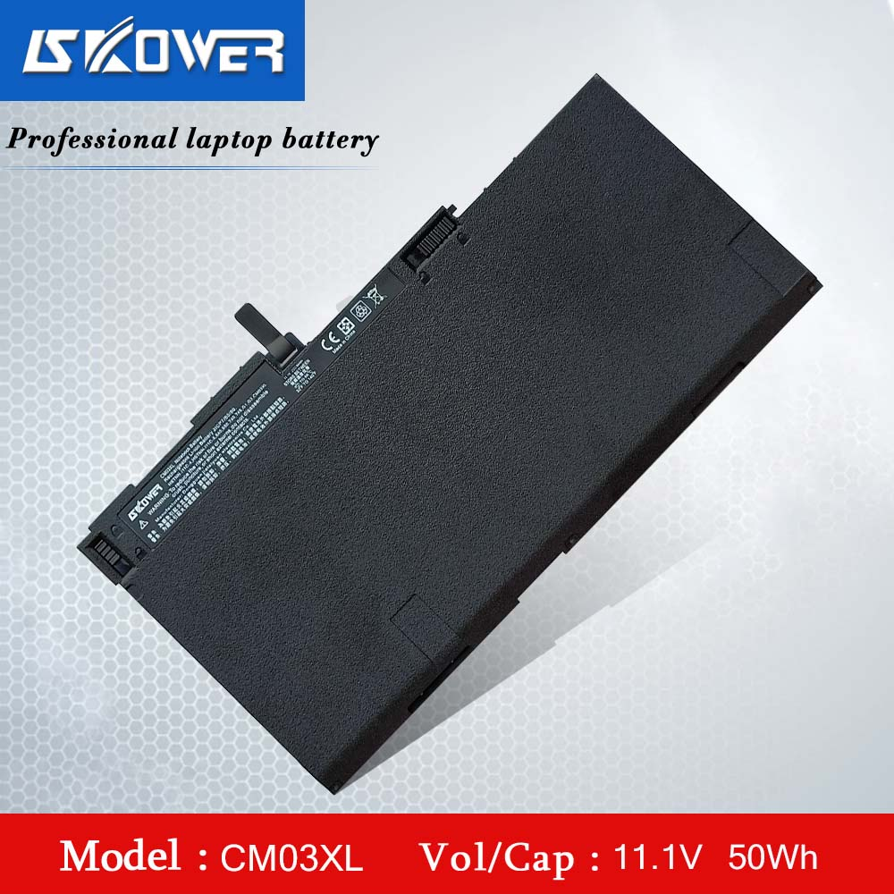 50Wh CM03XL Laptop Battery For HP EliteBook 840 <font><b>850</b></font> G1 G2 Zbook 14 G2 717376-001 (Free Shipping) image