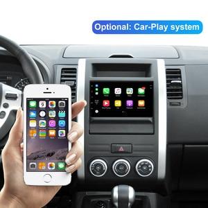 Image 2 - Isudar 2 Din Auto Radio Android 9 For Nissan/Xtrail/Tiida/Hyundai/KIA Universal RAM 4GB Car Multimedia Video Player GPS DVR FM