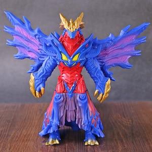 Image 1 - Ruebu Ultraman R/B Kaiju Boss Reugosite PVC Action Figure Figurine Model Toy