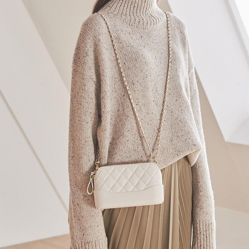 Роскошные сумочки, посылка, маленькая настоящая женская сумка, на одно плечо, сумка мессенджер, черная цепочка, квадратная женская дизайнер...