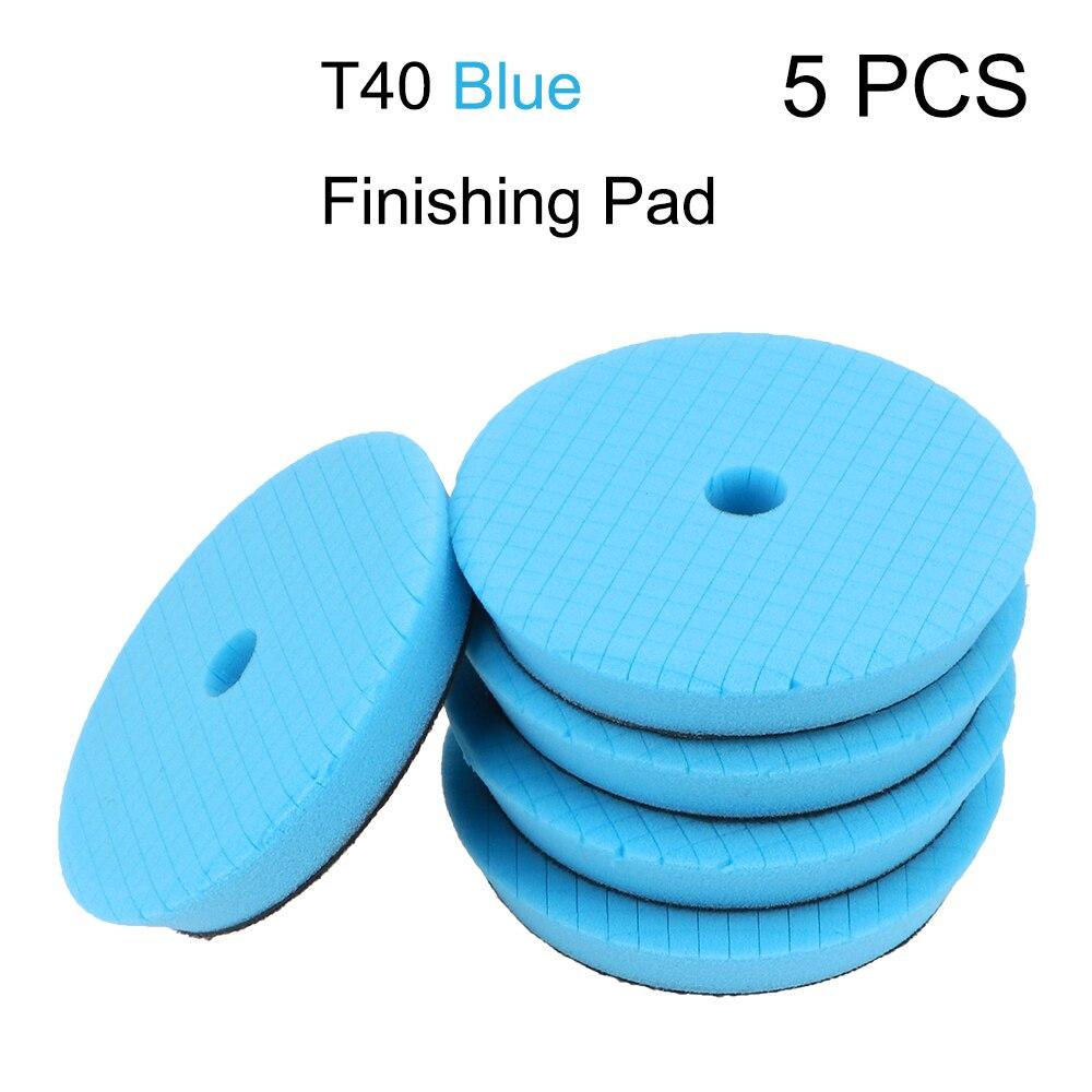 5 pcs set polimento carro kit 6 01