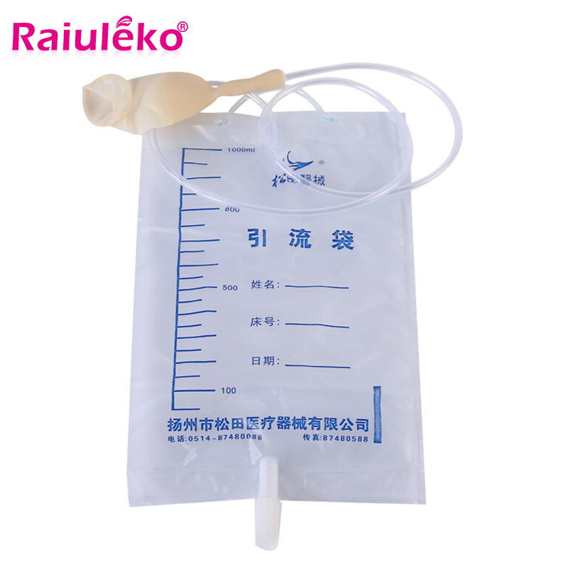5P Reusable Male Female Urine Bag Urinal Pee Holder Collector For Urinary Incontinence Bedridden Patients Urination Catheter Bag