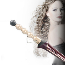 Home New Curling Iron Women Hair Curler Electric Anti-scalding Machine Ceramic Professional Curls Styling Tool 1pc