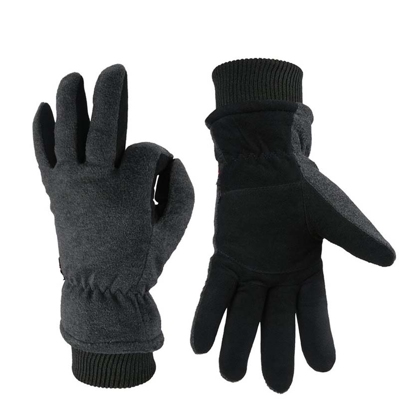 Winter Wear-resistant And Low-temperature Anti-freezing Gloves