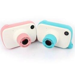 1500m Teleskop Kinder Mini 8MP HD Digital Kamera DV Camcorder mit Filter Objektiv Rahmen 1500m Fotografie für Kinder spielzeug Geschenk