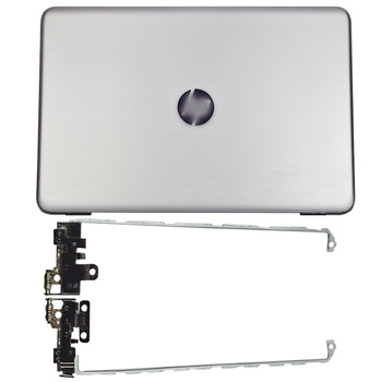 NEW Laptop LCD Back Cover/Hinges For HP 17-X 17T-X 17-Y 17Z-Y 17-AY 856585-001 856593-001 856586-001 856594-001 856595-001 швабра eurotex 080401 001 001 синий