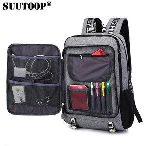 Male backpack man Waterproof U