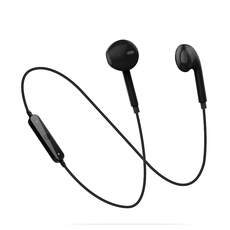 Wireless Bluetooth Earbuds Sport Waterproof Handsfree Earphone Business Affairs Noise Reduction Stereo Headset With Mic Eh*